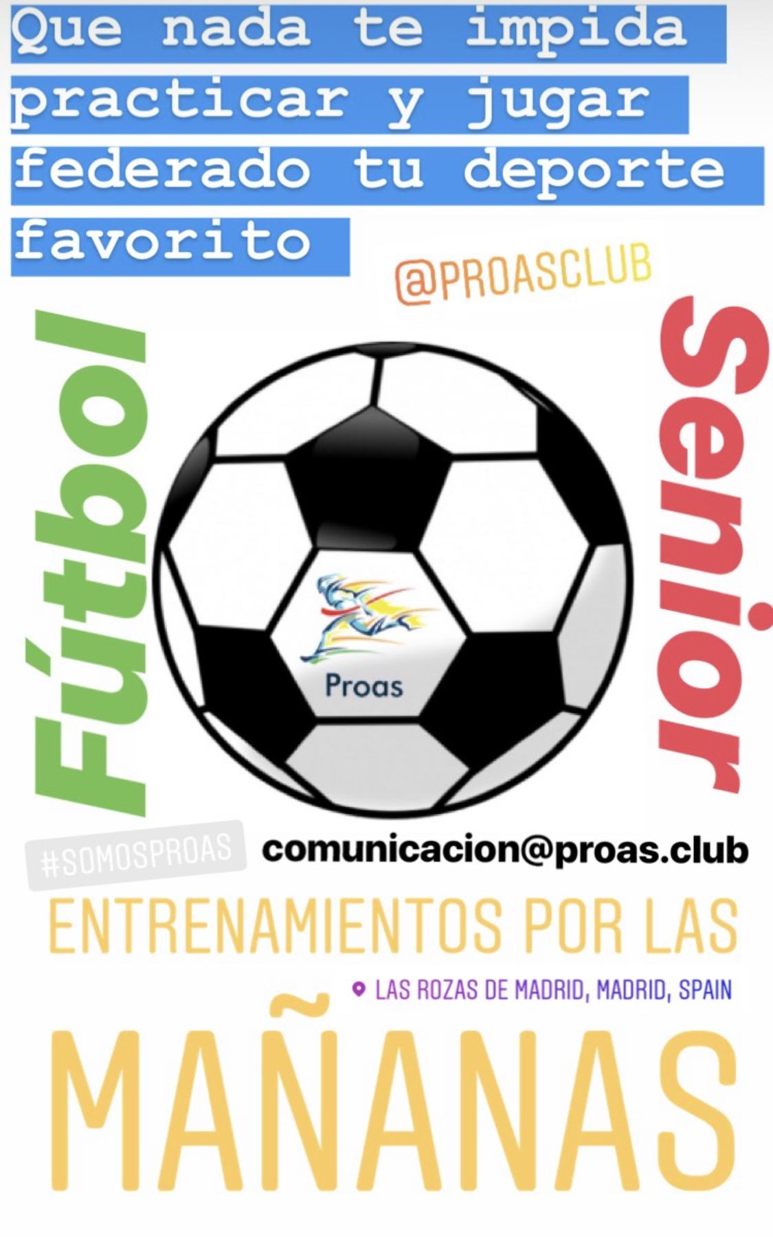 #SomosProas